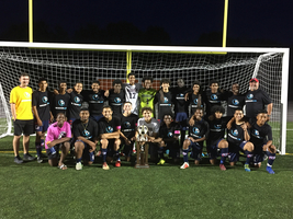 Boys' Soccer Blackstone Valley Cup Champs