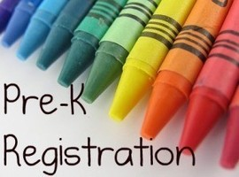 Pre-K Program has openings