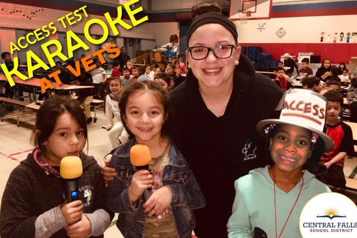 Karaoke kicks-off ACCESS test at VETS